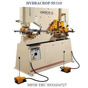 MÁY CẮT ĐỘT THỦY LỰC HYDRACROP 55S/110
