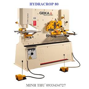 MÁY CẮT ĐỘT THỦY LỰC HYDRACROP 80S/150